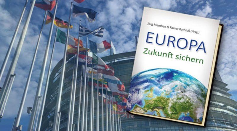 """""""Europa: Zukunft sichern"""": Die Europa-Vision der AfD ab 23. April erhältlich"""
