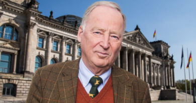 Maaßens Kritik an Migrationspolitik von Merkel ist Armutszeugnis für ARD und ZDF