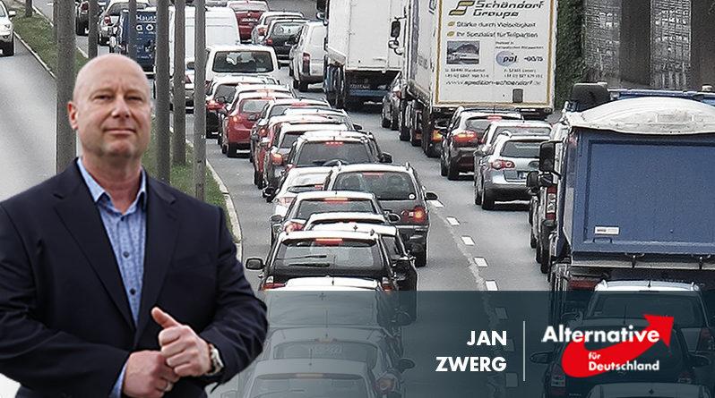 Westdeutsche Verhältnisse verhindern – AfD wählen