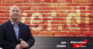 """AfD-Ausgrenzung am 1. Mai: """"Verdi"""" betreibt Polit-Apartheid!"""