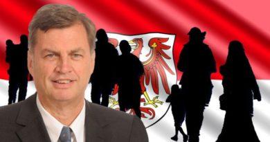 Brandenburgs Innenminister sollte sich an das neue Abschiebegesetz halten!