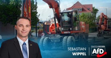 AfD Fraktion fordert Abschaffung der Straßenausbaubeiträge
