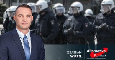 Linkspartei will Bereitschaftspolizei abschaffen – linksradikaler Unsinn