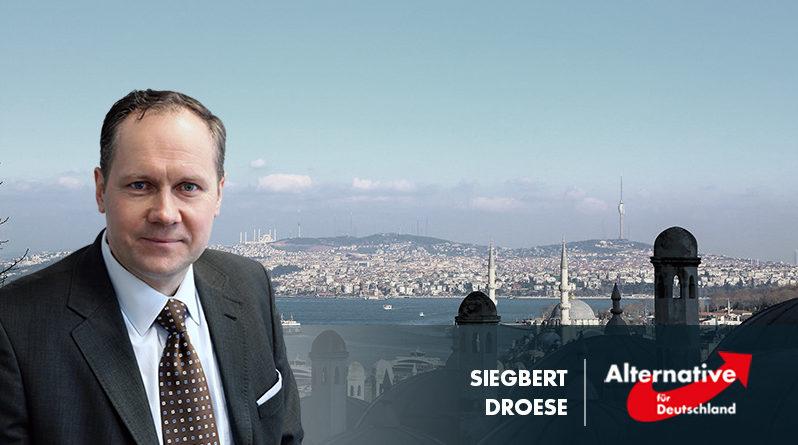 Droese: Kommissionspräsident Weber wäre Super-GAU für EU und Deutschland