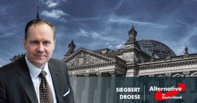 Droese: Die Separatverhandlungen von Merkel und Macron zum Westbalkan zeigen die Spaltung der EU