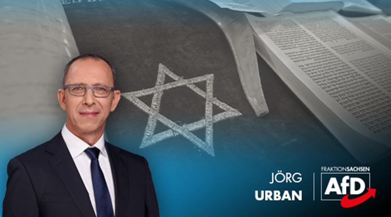 Verfassungsschutz warnt vor CDU-importierten Judenhassern!