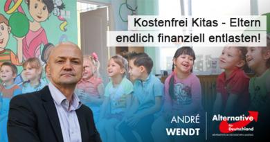 Kinderbetreuung: Eltern endlich finanziell entlasten!