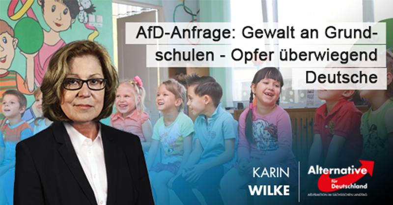 AfD-Anfrage: Massive Gewalt schon an Grundschulen - Opfer vor allem Deutsche