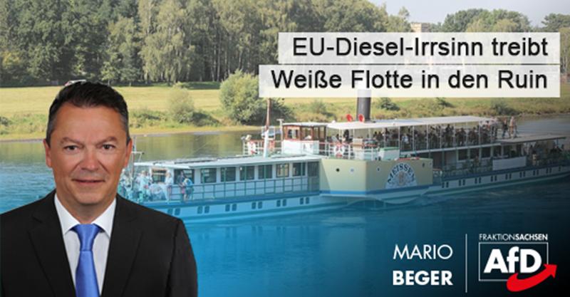 EU-Dieselnorm-Irrsinn treibt Weiße Flotte in die wirtschaftliche Misere