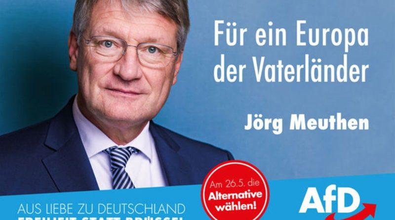 AfD Europawahl-Auftakt am 6. April in Offenburg und Start der Plakatkampagne