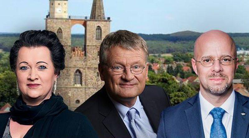 Einladung: Meuthen, Kalbitz und Bessin in Jüterbog am 7. Mai