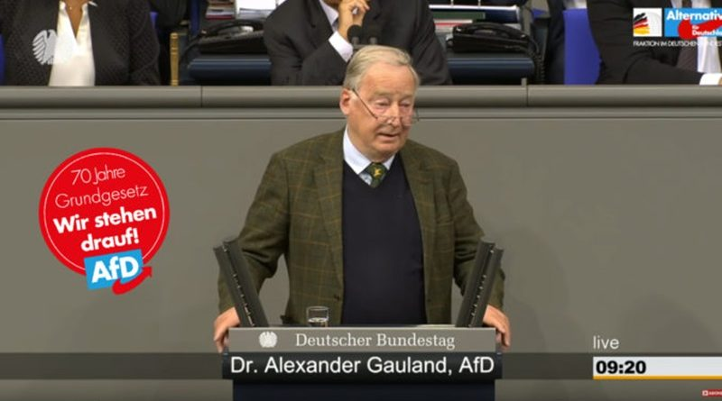 """70 Jahre Grundgesetz: """"Eine bessere Verfassung werden wir nicht bekommen"""""""
