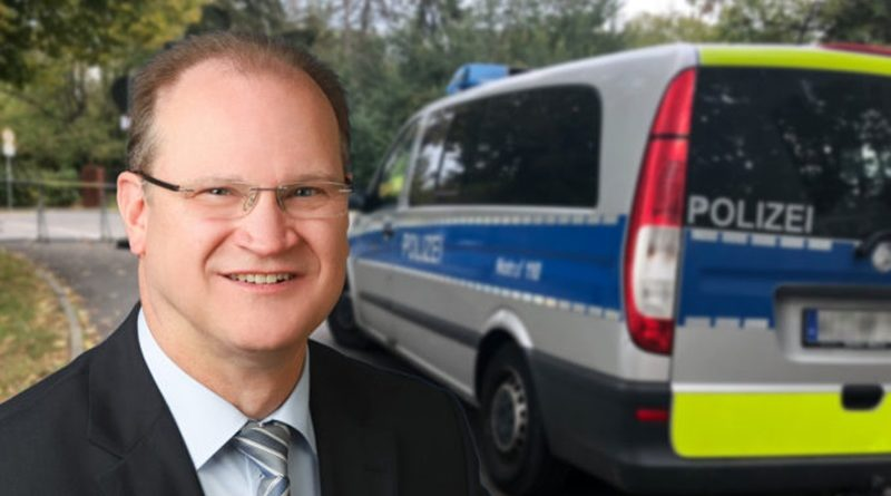 AfD-Fraktion Hessen fordert mehr Polizeibeamte auf der Straße