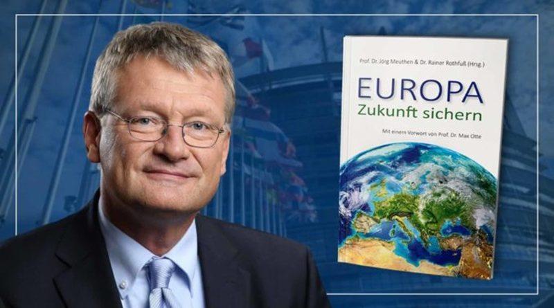 """Meuthen zum Europatag: """"Besinnen wir uns auf ein Europa der Vaterländer!"""""""