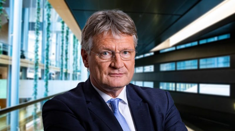 Klimadebatte: Jörg Meuthen wirft den GRÜNEN Panikmache vor
