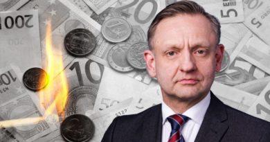 TNA, nein danke? Bundesfinanzminister gehen 50 Mio € Mehrwertsteuern flöten