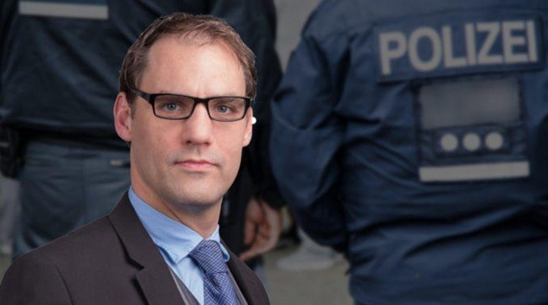 Umstrittenes Polizeigesetz in NDS, weil GRÜN und FDP nicht mit AfD stimmen