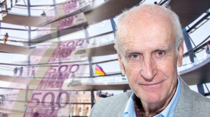 AfD-Kritik an der intransparenten Steuerschätzung des Finanzministers