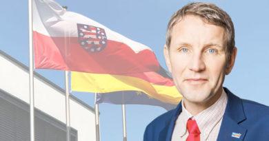 """""""Wahlen in Thüringen sind Bestätigung unseren Kurses in Thüringen"""""""