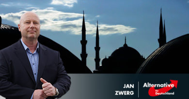 Moschee-Neubau in Leipzig – AfD fordert Volksentscheid