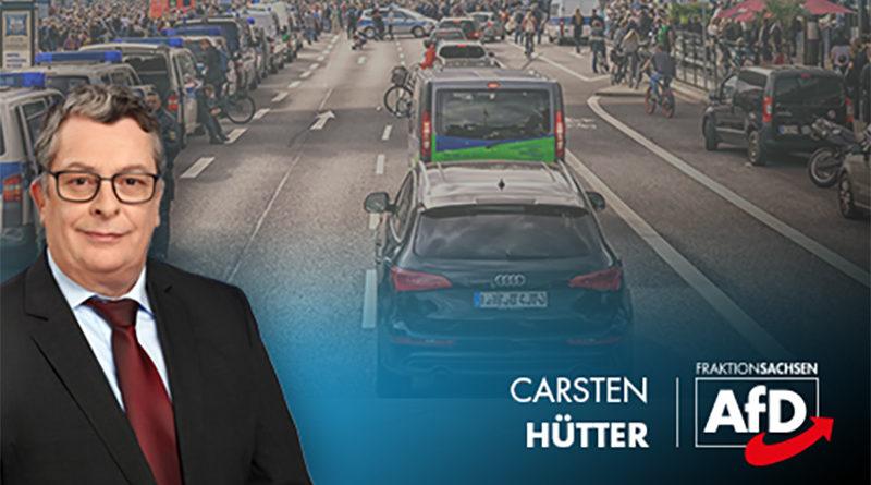 CDU-Innenminister gesteht: Linksextremismus wurde in Leipzig nicht verhindert!