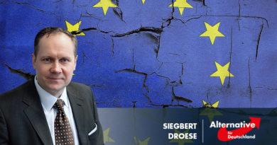 Manfred Weber auf Betteltour für seine Wahl