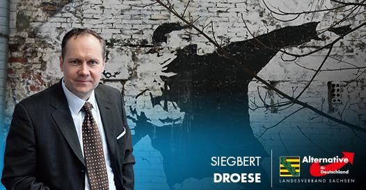 Siegbert Droese: Die Linksjugend ruft zu Gewalt gegen die AfD auf!