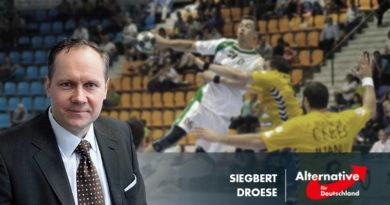 Handball-Präsident muss wegen AfD-Kandidatur gehen