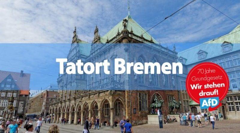 Angriff auf unsere Kandidatin in Bremen ist auch ein Angriff auf das Grundgesetz