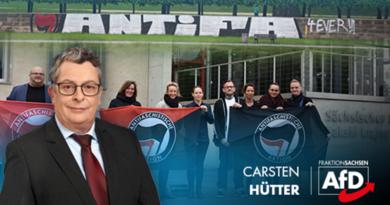 Landtag verweigert Zustimmung zum Antifa-Verbot – linker Terror verharmlost