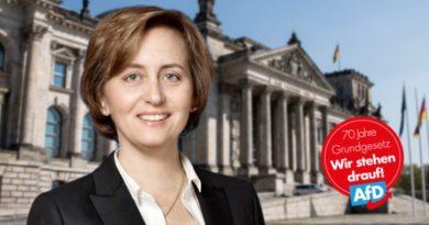 Kein Wort zur Gewalt gegen die AfD in Verfassungsschutzbericht-Vorstellung