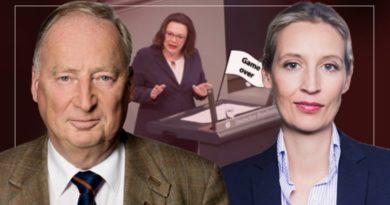 """SPD bekommt Quittung für """"Verrat"""" am Wähler"""