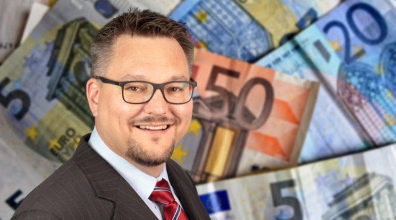 """Bargeld sollte als """"gedruckte/geprägte Freiheit"""" erhalten bleiben"""