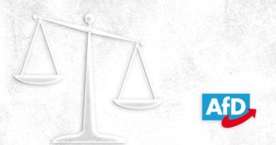 Stellungnahme des AfD-Bundesverbands zum heutigen Vorgehen der Staatsanwaltschaft Essen