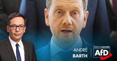 """""""Sachsengespräche"""" der CDU kosteten den Steuerzahler bisher 560.000 Euro"""