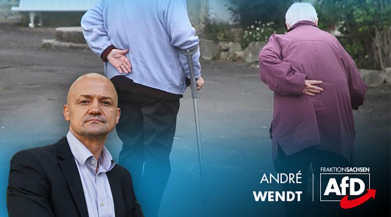 Doppelte Abzocke bei Rentnern beenden!