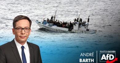 Asylwelle ungebrochen – Medien schweigen