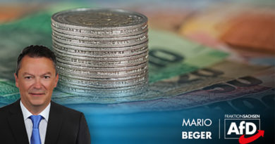 CDU-Leuchtturmpolitik ist gescheitert - Löhne müssen in Sachsen steigen!