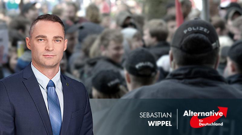 Statt sich um die Sicherheit zu kümmern, will Innenminister Wöller vor allem der Presse gefallen.
