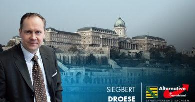 Droese: EU will Ungarn noch stärker überwachen