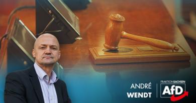 Oberster Asylrichter auf AfD-Kurs: CDU-Asylirrsinn untergräbt Rechtsstaat