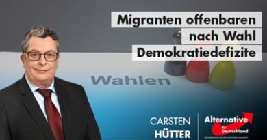 Migranten offenbaren nach Wahl Demokratiedefizite