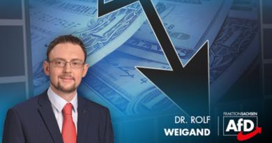 Mit dem Wirtschaftsabschwung erfolgt das böse Erwachen in Deutschland