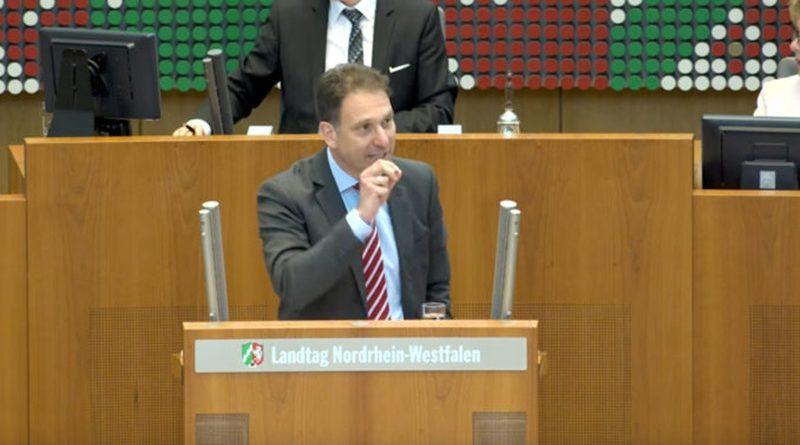NRW-Regierung bricht Versprechen und schmießt die Kumpel aus dem Landtag