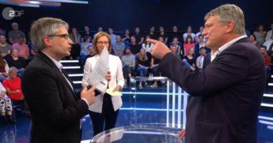 AfD-Blockade bei ARD & ZDF verstößt gegen Ausgewogenheitspflicht der Sender