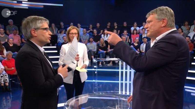 AfD-Blockade Bei ARD & ZDF Verstößt Gegen