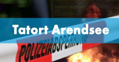 Brandanschlag auf Holz-Bungalow mit AfD-Politiker blieb erfolglos