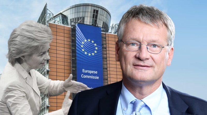 Mit von der Leyen würde die EU-Kommission seeuntüchtig wie die Gorch Fock
