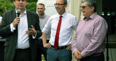 Krah jetzt auch in der Stahlstadt – EU-Parlamentarier der AfD hat jetzt ein Bürgerbüro in Riesa