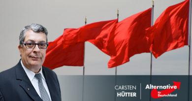Sachsens Staatsregierung billigt, dass Linksextreme an Leipziger Uni agierten